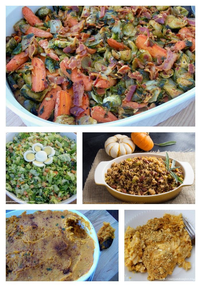 Thanksgiving Side Dishes Ideas  Kitchen Simmer Thanksgiving Side Dish Ideas