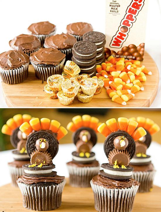 Thanksgiving Snacks Recipes  50 Cute Thanksgiving Treats For Kids