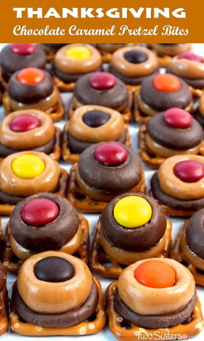 Thanksgiving Snacks Recipes  17 Thanksgiving Desserts The Girl Creative