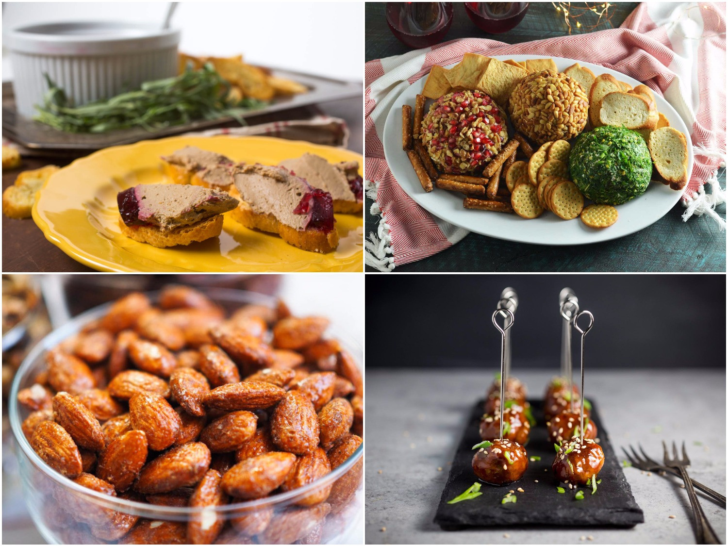 Thanksgiving Snacks Recipes  18 Thanksgiving Appetizers and Snacks for Maximum
