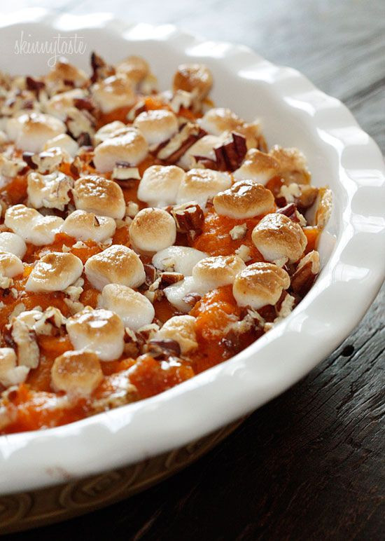 Thanksgiving Sweet Potato Recipes  Sweet Potato Casserole