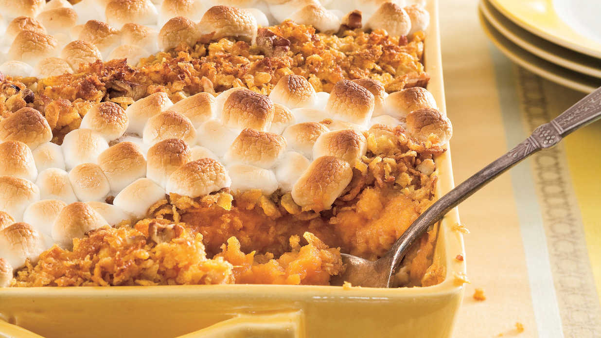 Thanksgiving Sweet Potato Recipes  Best Thanksgiving Side Dish Recipes Southern Living