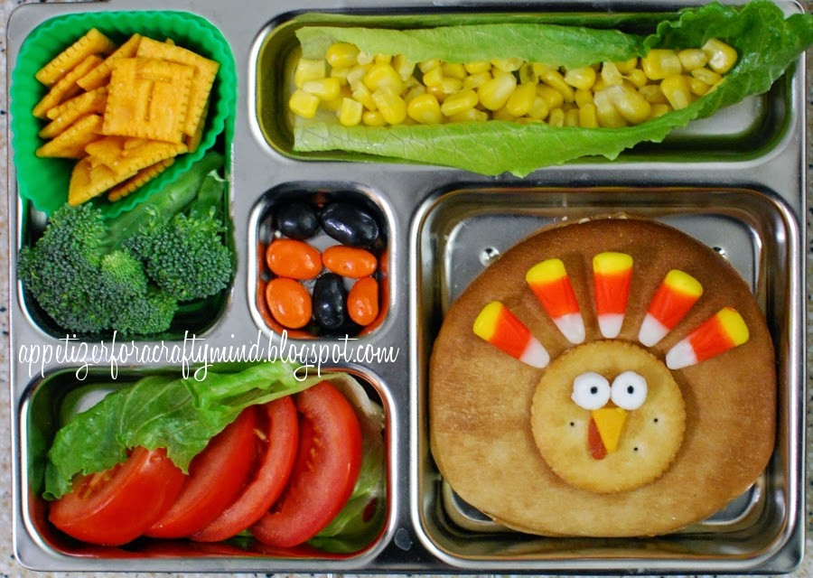 Thanksgiving Themed Appetizers  Appetizer for a Crafty Mind Thanksgiving Themed School