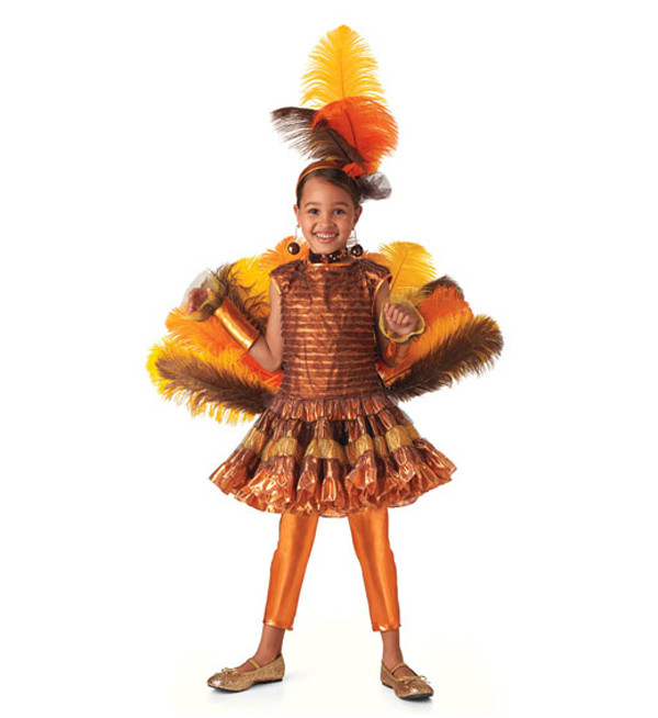 Thanksgiving Turkey Costume  5 Reasons Being a Turkey for Halloween May Be More