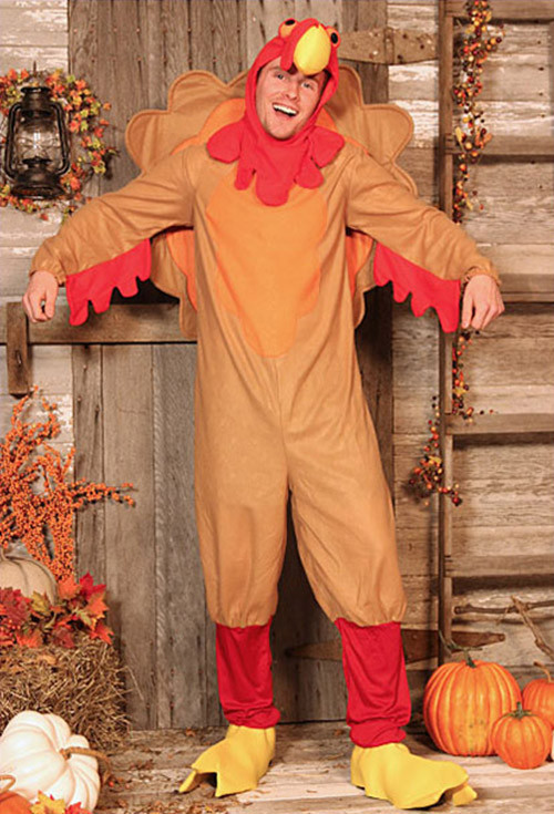 Thanksgiving Turkey Costume  Thanksgiving Costumes Adult Child Pilgrim and Indian