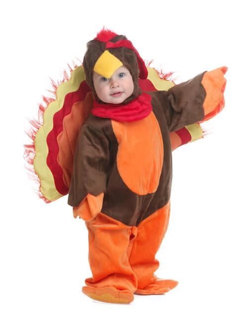 Thanksgiving Turkey Costume  Newborn & Baby Halloween Costumes Baby Costume Ideas