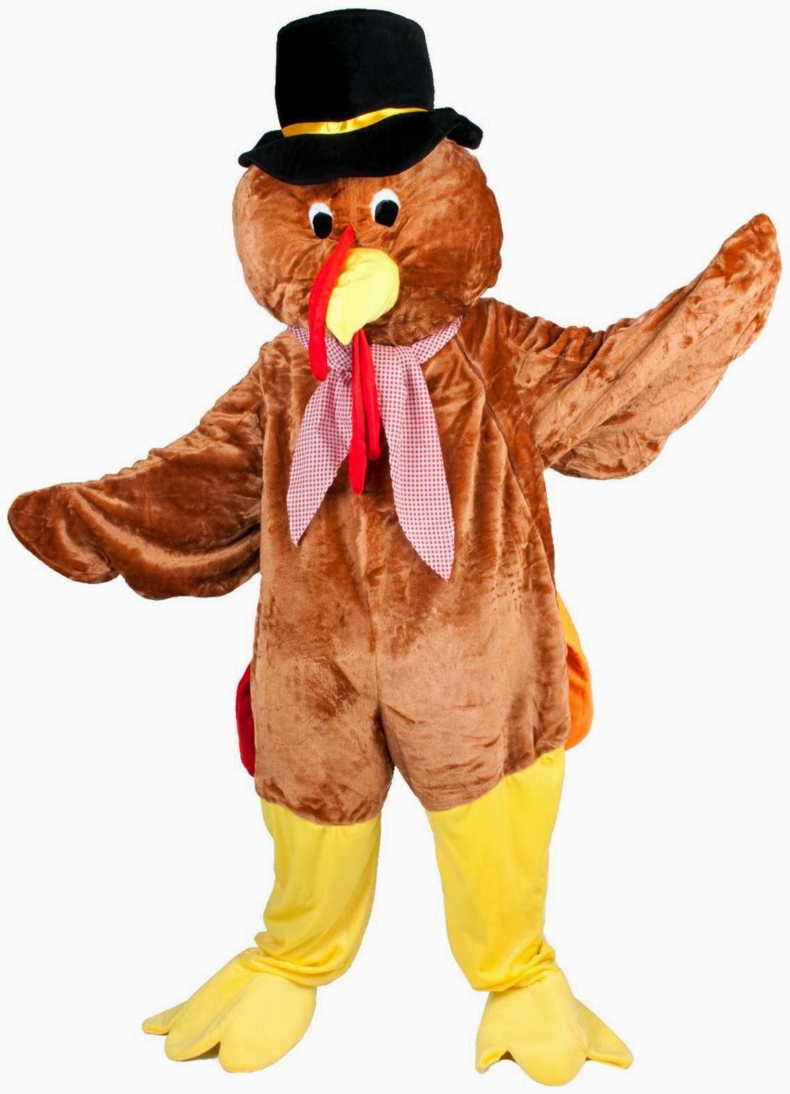 Thanksgiving Turkey Costume  Best Halloween Costume Deals Best Thanksgiving Costumes