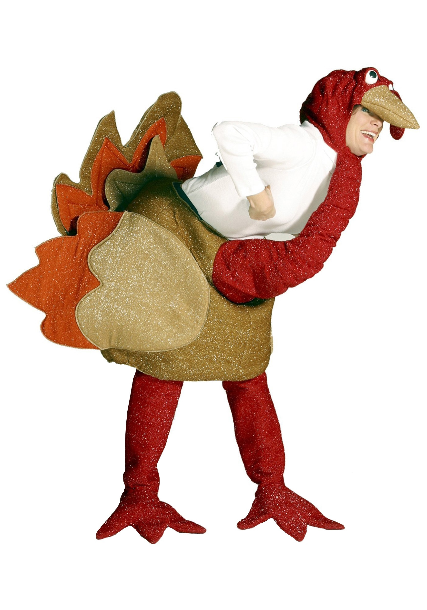 Thanksgiving Turkey Costume  Adult Thanksgiving Turkey Costume Holiday Rental Costumes