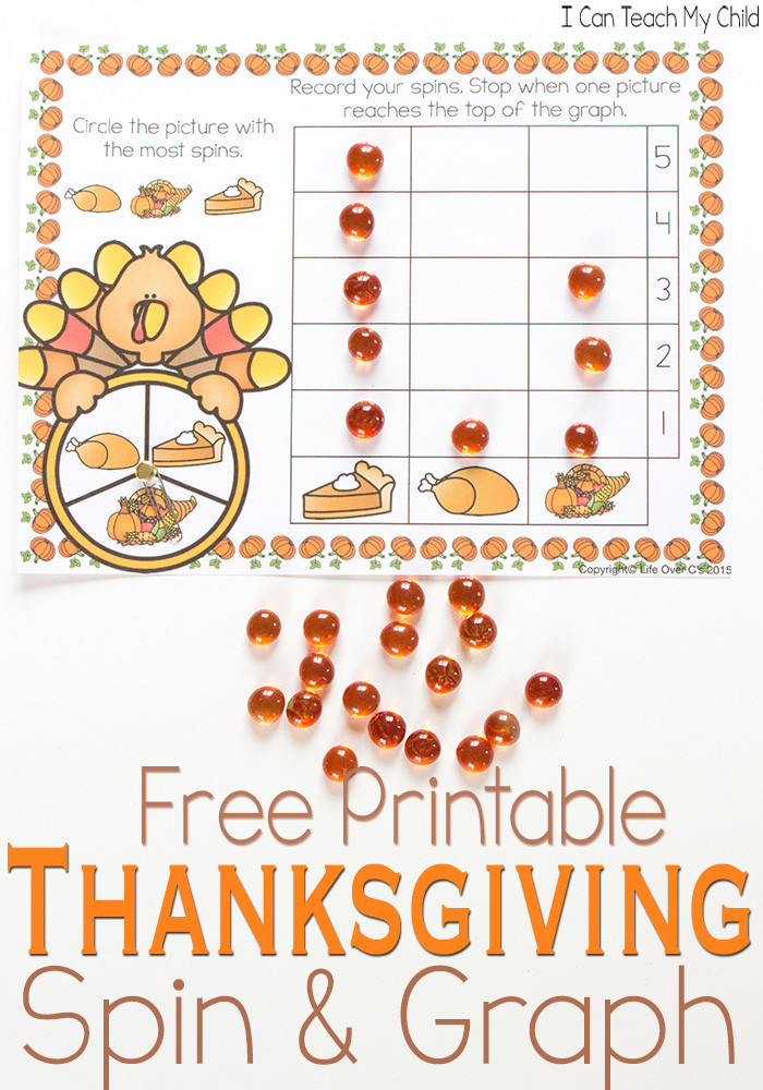 Thanksgiving Turkey Games  Free Printable Thanksgiving Games for Kids I Can Teach