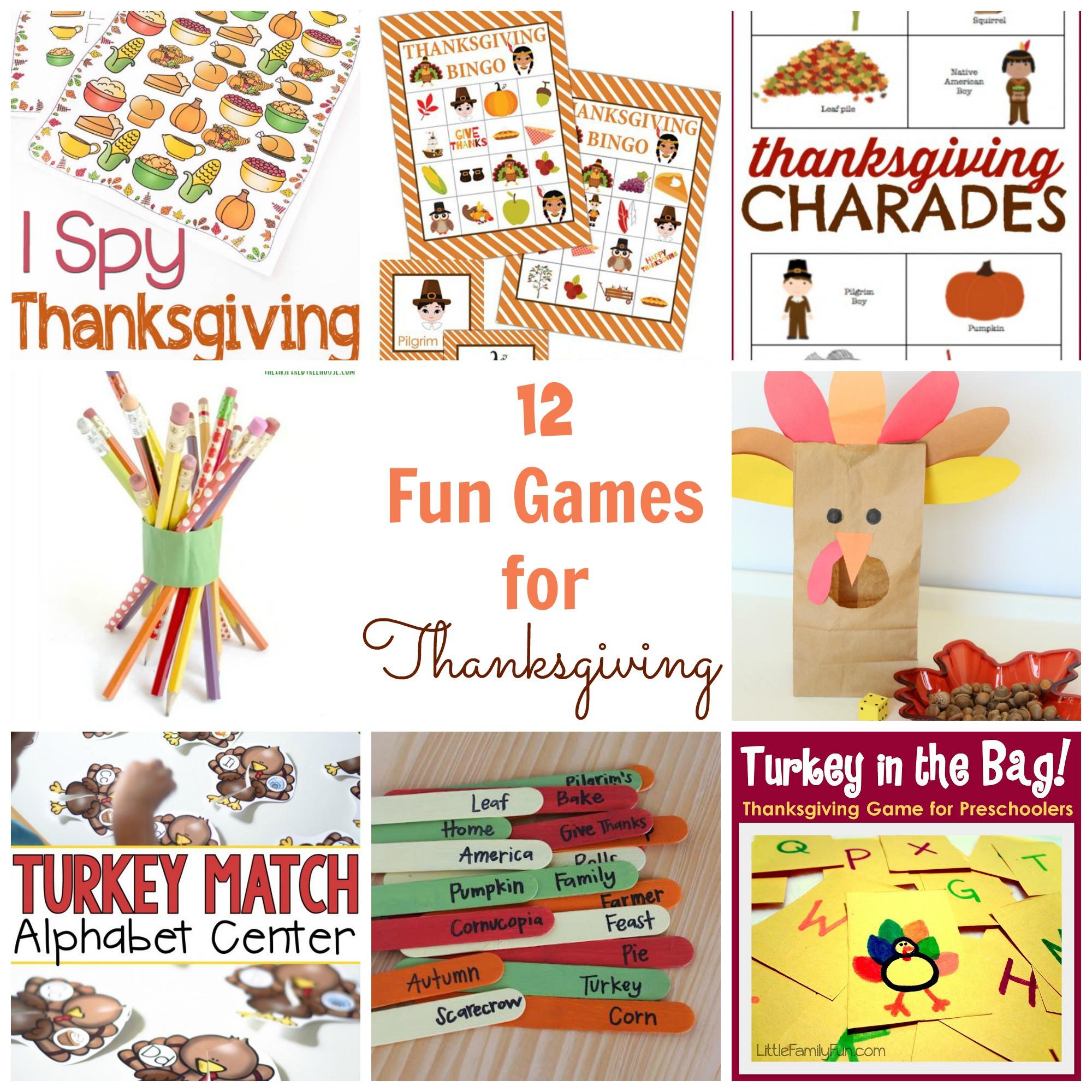 Thanksgiving Turkey Games  12 Fun Thanksgiving Games Happy Home Fairy