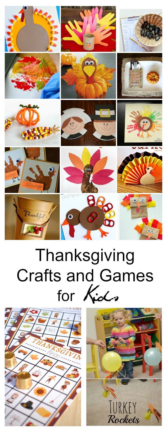 Thanksgiving Turkey Games  Thanksgiving Crafts and Games for Kids The Idea Room