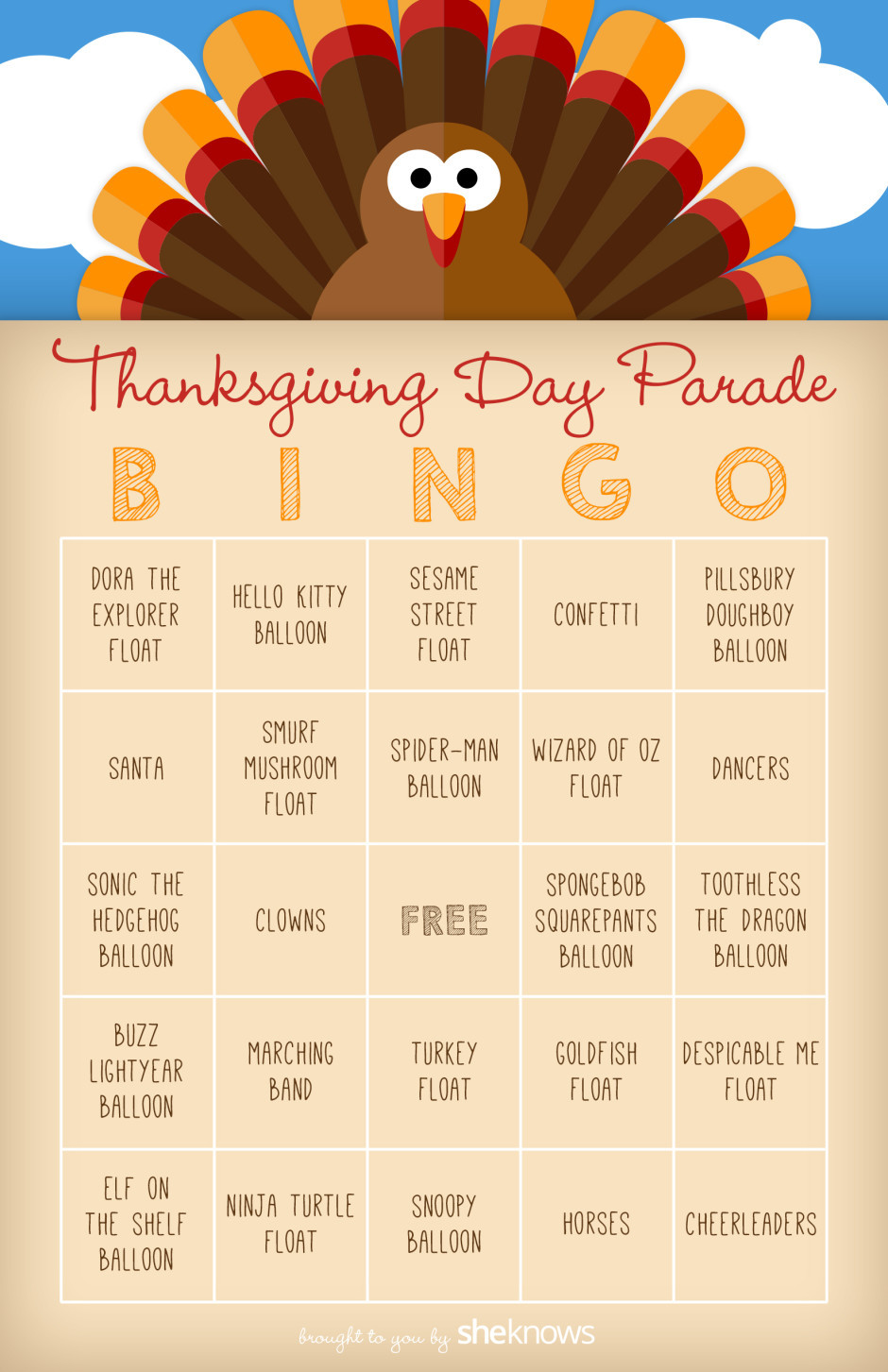 Thanksgiving Turkey Games  Thanksgiving games to keep kids from driving you crazy