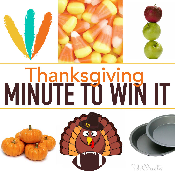 Thanksgiving Turkey Games  Thanksgiving Minute To Win It Games U Create