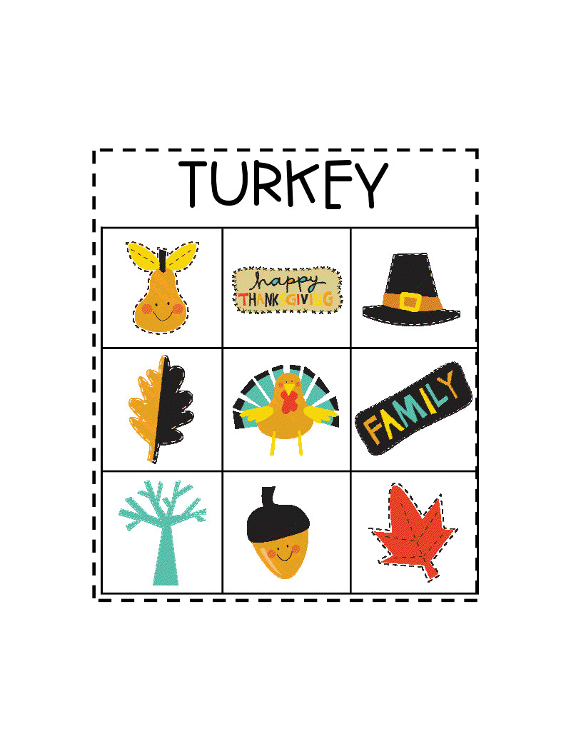 Thanksgiving Turkey Games  Mrs Home Ec Thanksgiving Games