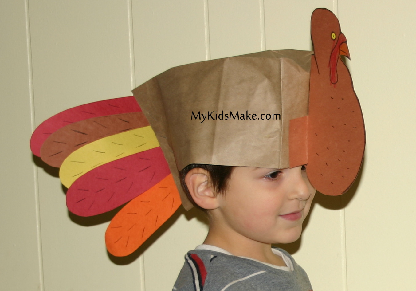 Thanksgiving Turkey Hat  Be Different Act Normal Turkey Hat