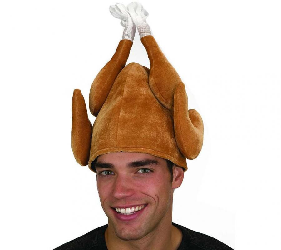Thanksgiving Turkey Hat  Thanksgiving Brown Turkey Hat Because Why Not