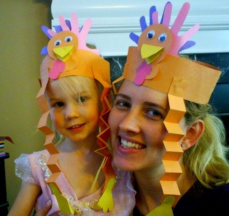 "Thanksgiving Turkey Hat  198 best FEEST leuke ""verjaardags"" mutsen images on"