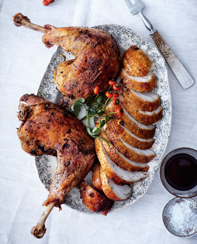 Thanksgiving Turkey Legs  Best 25 Roasted turkey legs ideas on Pinterest