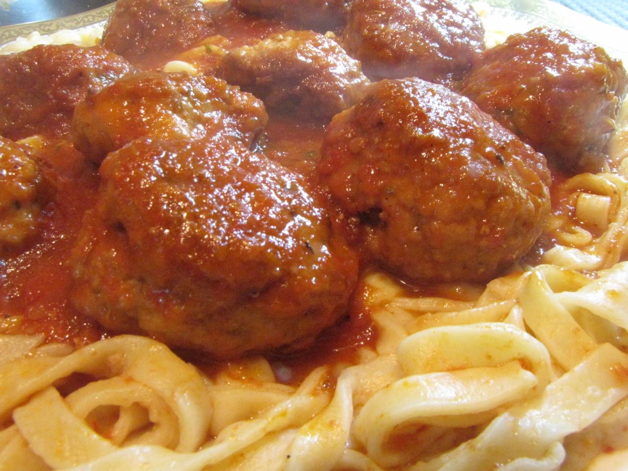 Thanksgiving Turkey Meatballs  Easy Turkey Meatballs Kimversations