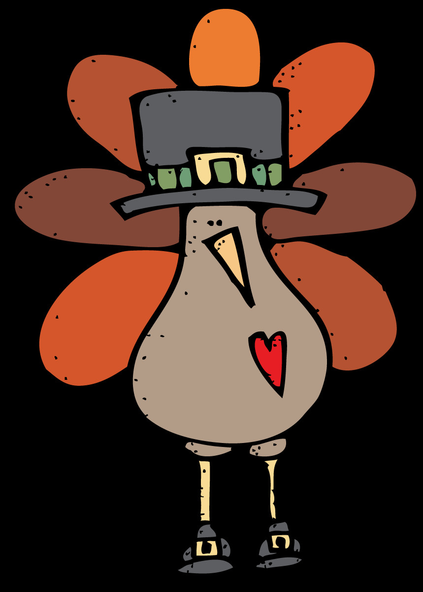 Thanksgiving Turkey Pictures Clip Art  MelonHeadz November 2011