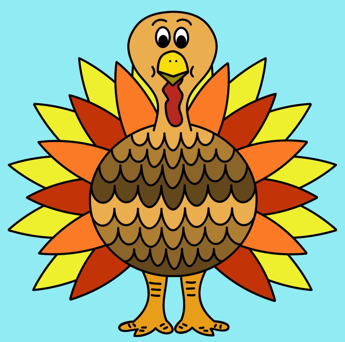 Thanksgiving Turkey Pictures Clip Art  Free Turkey Clip Art Clipartix