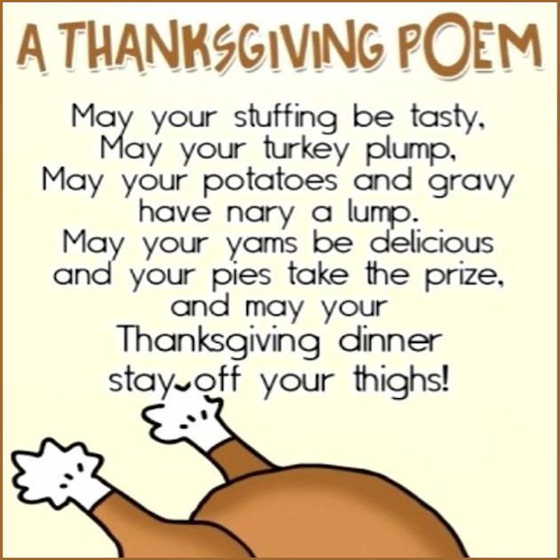 Thanksgiving Turkey Poem  1000 Thanksgiving Quotes Family on Pinterest