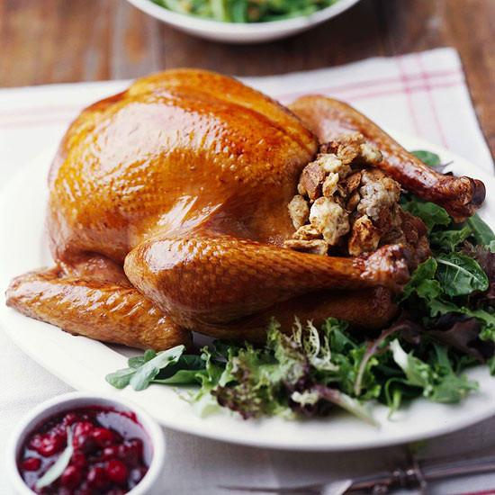 Thanksgiving Turkey Temperature  Internal Temperature of Cooked Turkey