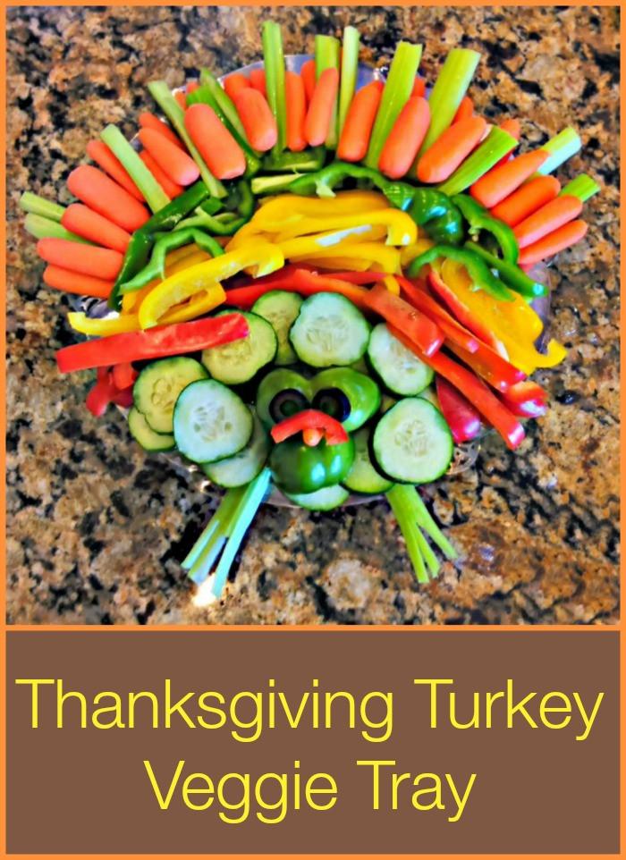 Thanksgiving Turkey Veggie Tray  Thanksgiving Ideas Turkey Veggie Tray