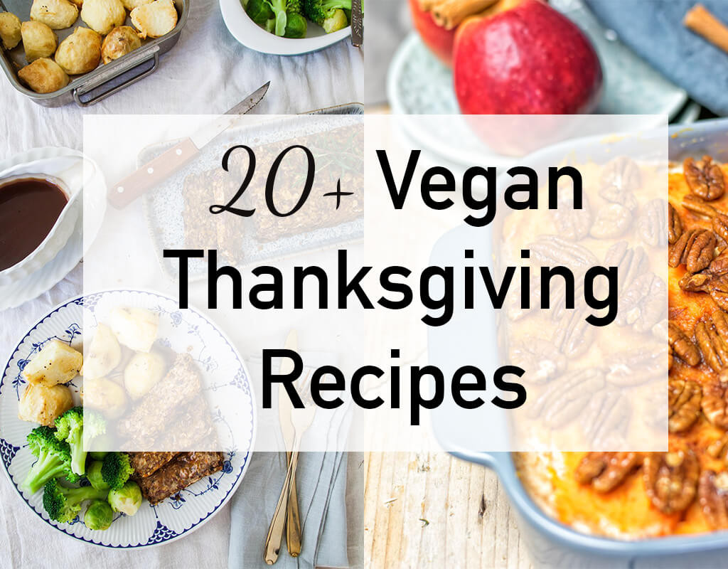 Thanksgiving Vegan Recipes  Vegan Thanksgiving Recipes