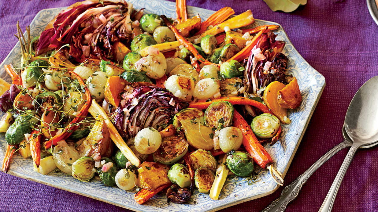 Thanksgiving Vegetable Recipes Side Dishes  Best Thanksgiving Side Dish Recipes Southern Living