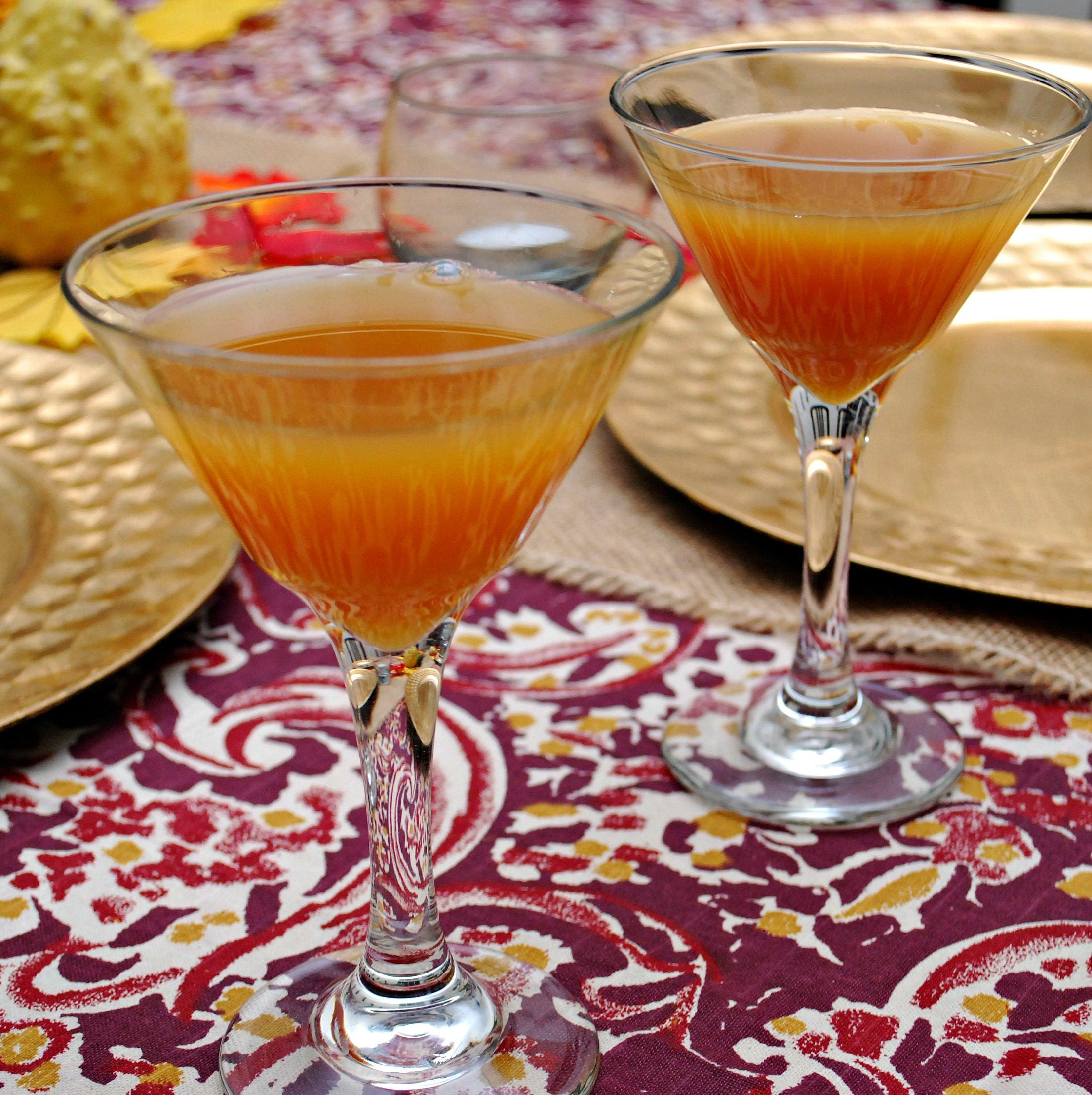 Thanksgiving Drinks With Vodka