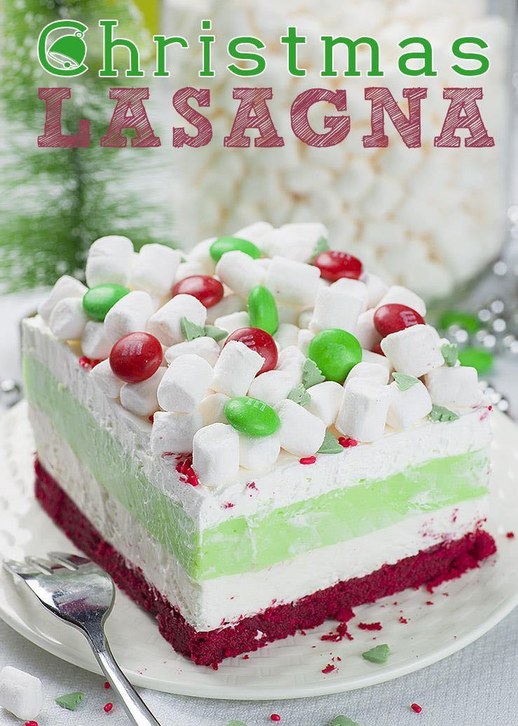 The Best Christmas Desserts  Top 8 Christmas Recipes Ever OMG Chocolate Desserts