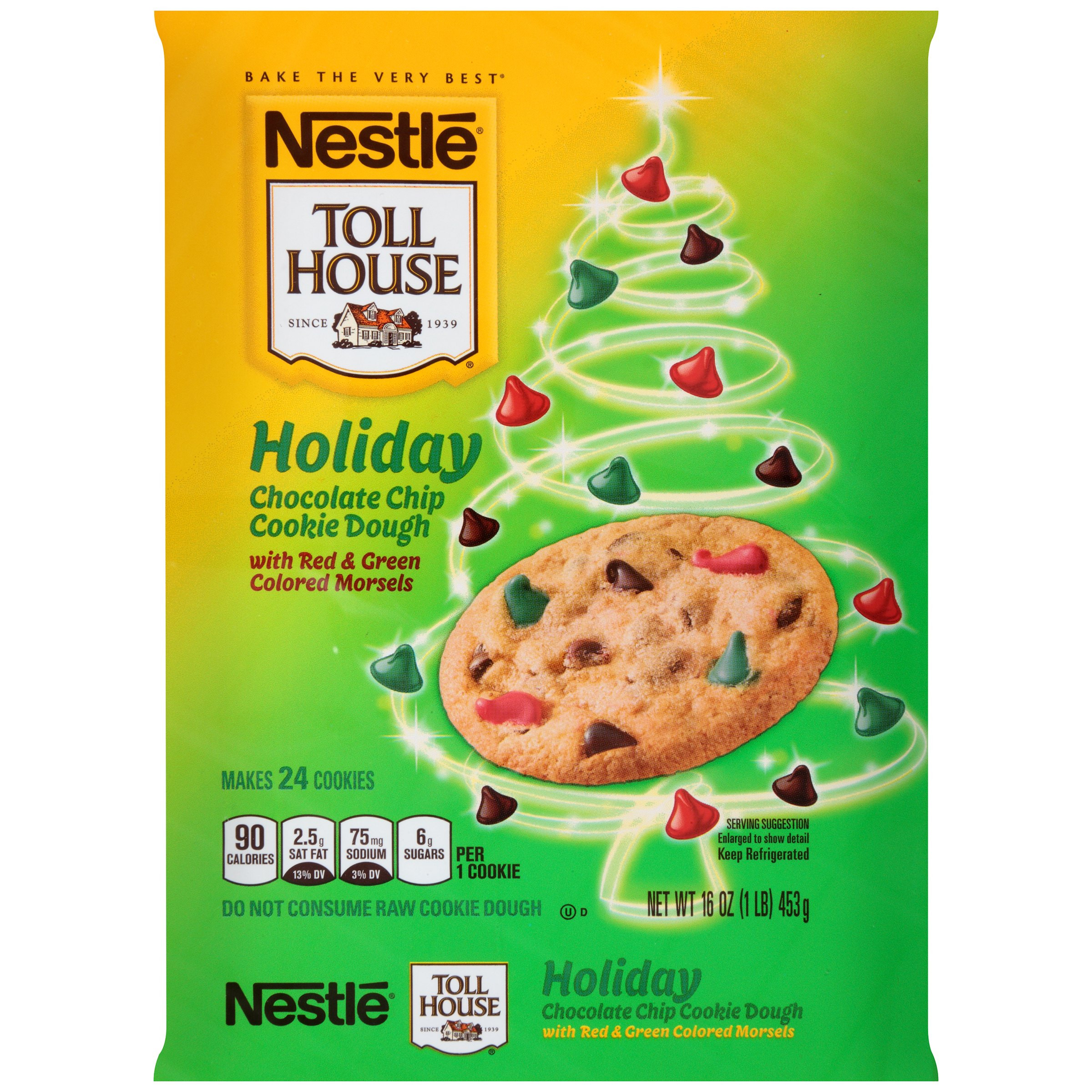 21 Of the Best Ideas for toll House Christmas Cookies ...