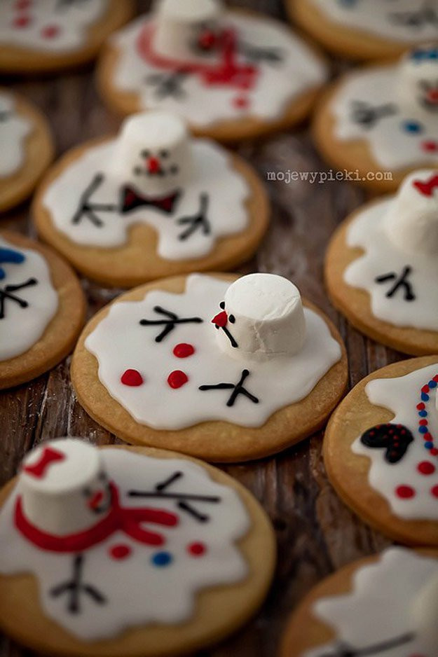 Top Christmas Cookies  Best Christmas Cookie Recipes DIY Projects Craft Ideas