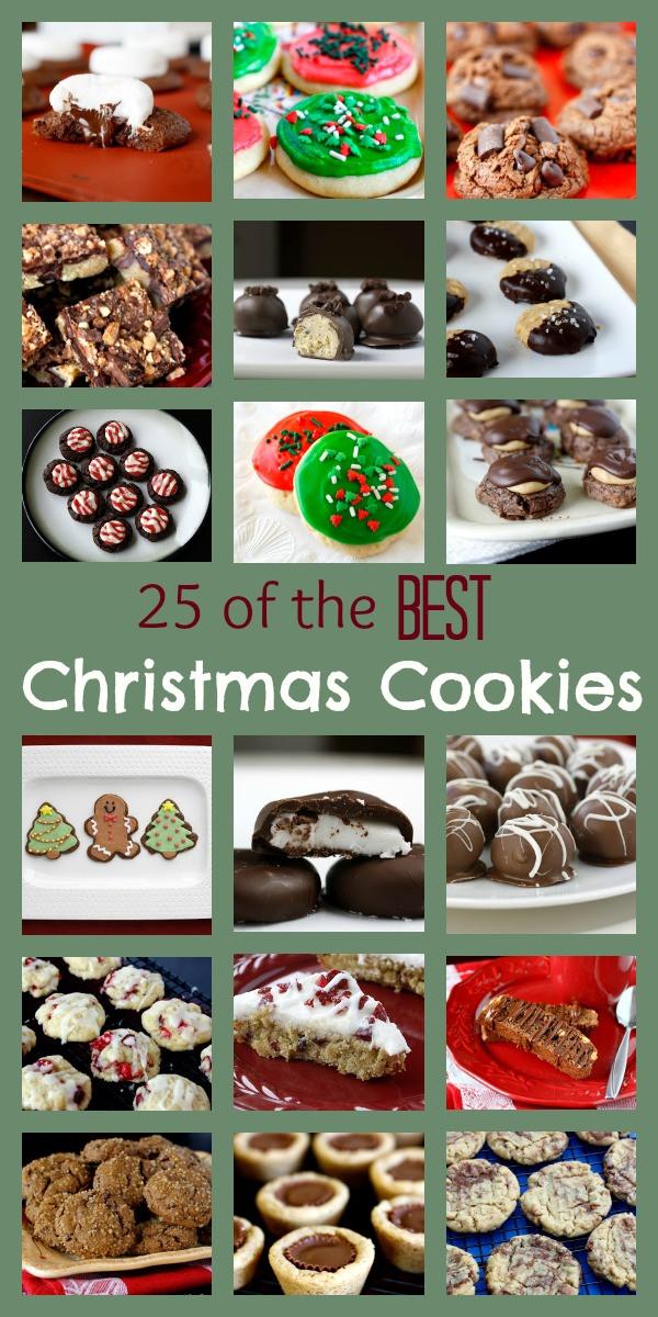 Top Christmas Cookies  25 of the Best Christmas Cookies Ever