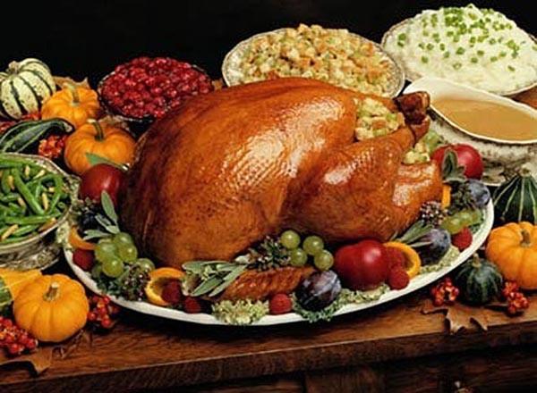 Traditional American Thanksgiving Dinner  Thanksgiving Dinner Menu Ideas Easyday