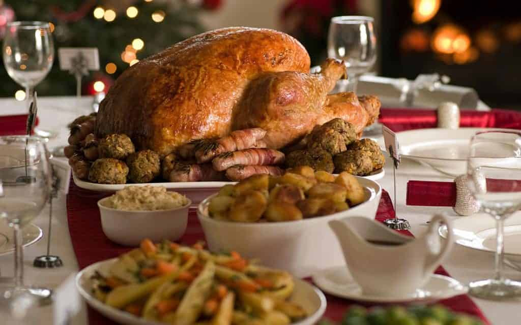 Traditional British Christmas Dinner  English Christmas traditions and how to celebrate them in