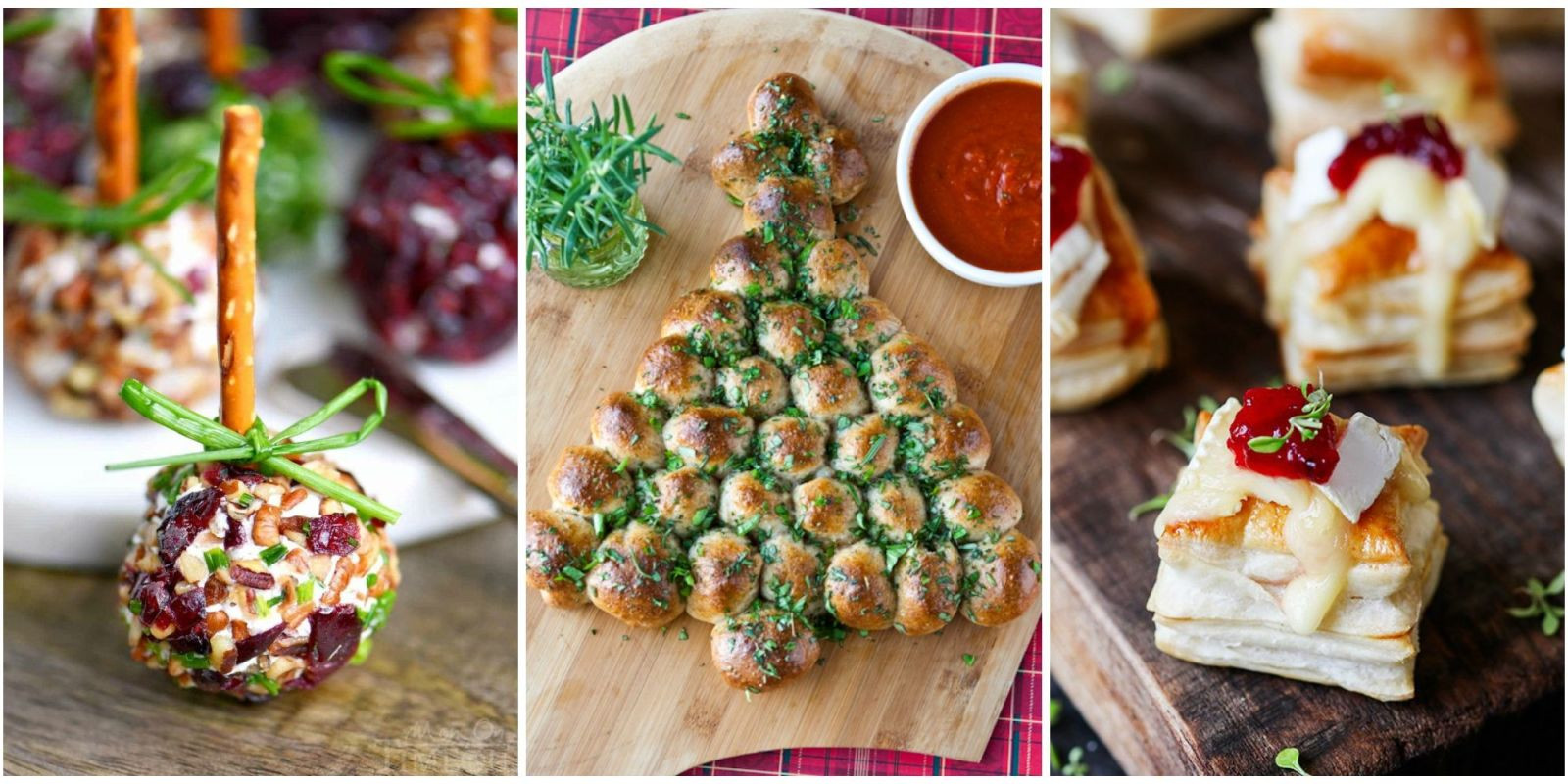 Traditional Christmas Appetizers  60 Easy Thanksgiving and Christmas Appetizer Recipes