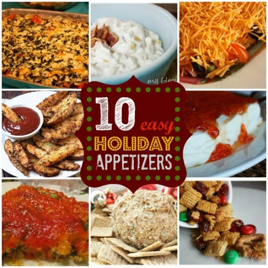 Traditional Christmas Appetizers  10 Easy Holiday Appetizers