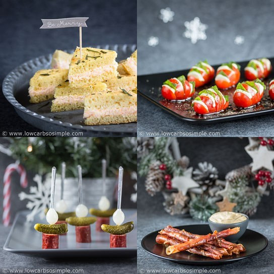 Traditional Christmas Appetizers  Easy Christmas Appetizers