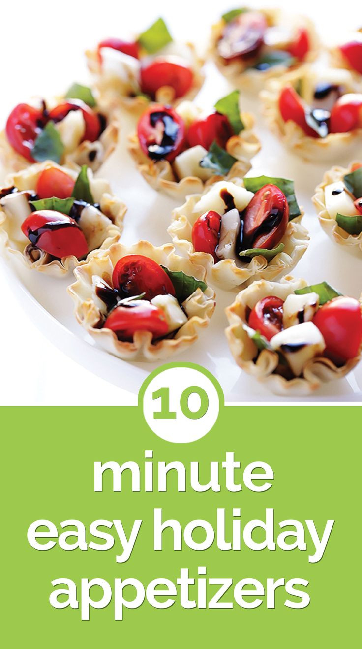 Traditional Christmas Appetizers  Best 25 Easy christmas appetizers ideas on Pinterest