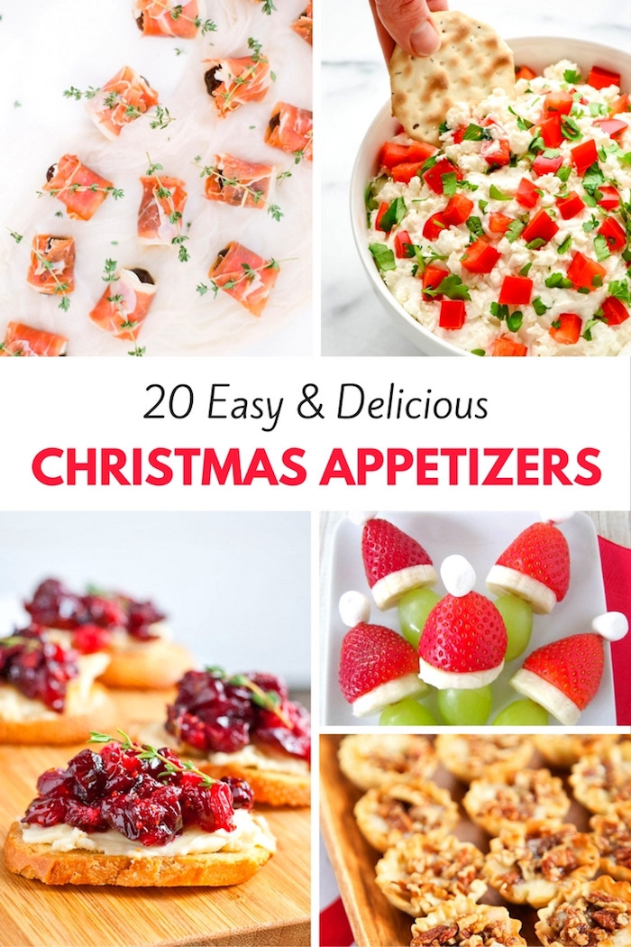 Traditional Christmas Appetizers  Shortcut To Easy Delicious Appetizers Holiday
