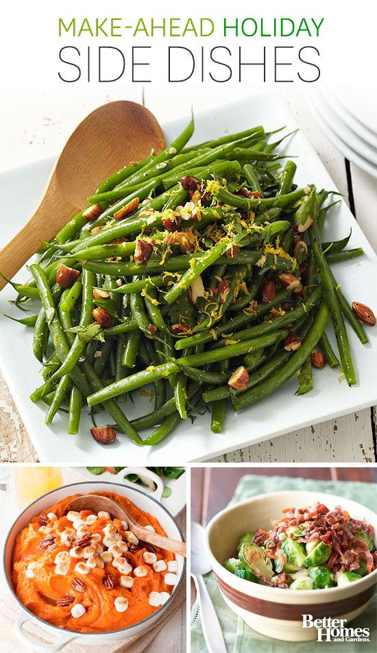 Traditional Christmas Side Dishes  10 Best ideas about Head Start on Pinterest