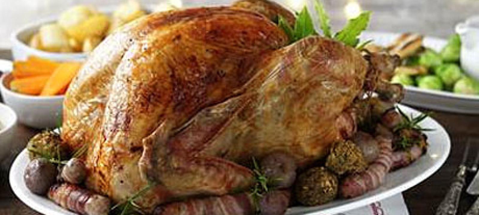Traditional English Christmas Dinner  Anatomy of a British Christmas Dinner Anglophenia