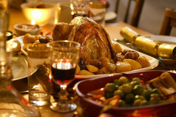 Traditional English Christmas Dinner  The traditional Christmas dinners from around the WORLD