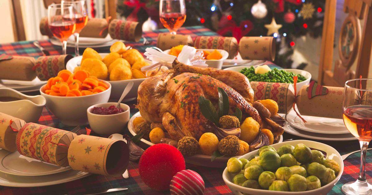 Traditional English Christmas Dinner  Wetherspoons to axe traditional Christmas dinners just
