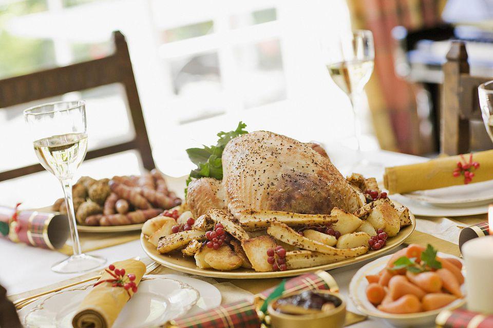 Traditional English Christmas Dinner  35 Recipes for a Traditional British Christmas Dinner