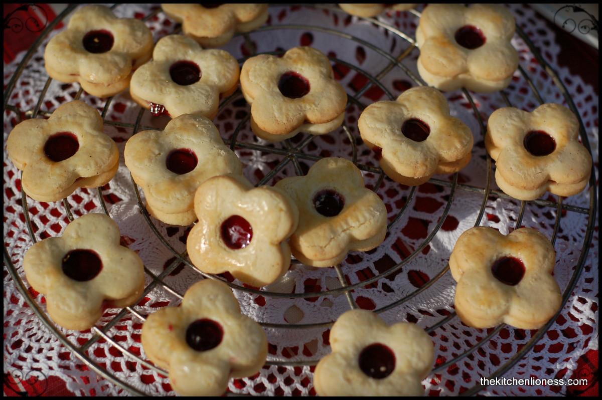 "Traditional German Christmas Cookies  The Kitchen Lioness Traditional Christmas Cookies ""Welser"