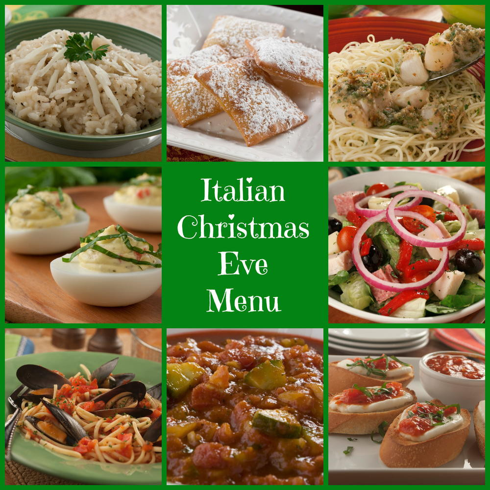 Traditional Italian Christmas Dinner  Italian Christmas Eve Menu 31 Traditional Italian Recipes