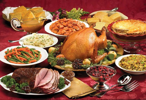 Traditional Thanksgiving Dinner Menu  Best Restaurants Open For Thanksgiving Dinner 2016 In Los